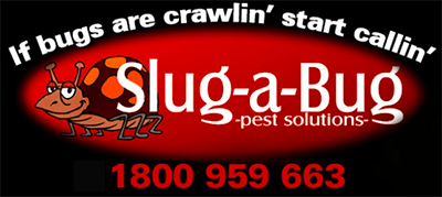 Slug a Bug Pty Ltd Logo